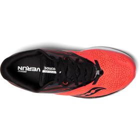 saucony Kinvara 9 - Zapatillas running Hombre - rojo/negro